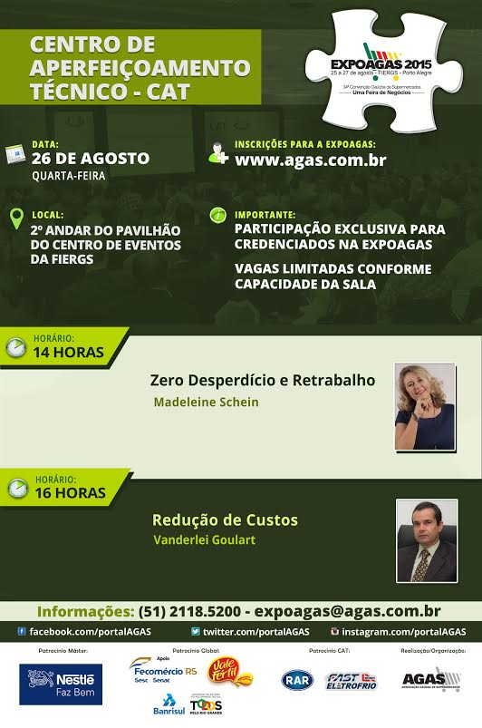 EXPOAGAS 2015_Divulgação_Madeleine Schein